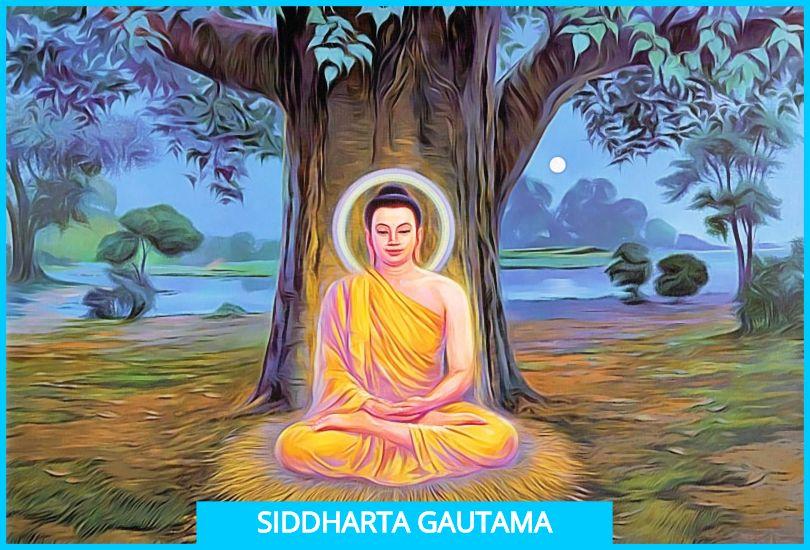 siddharta gautama fondateur du bouddhisme