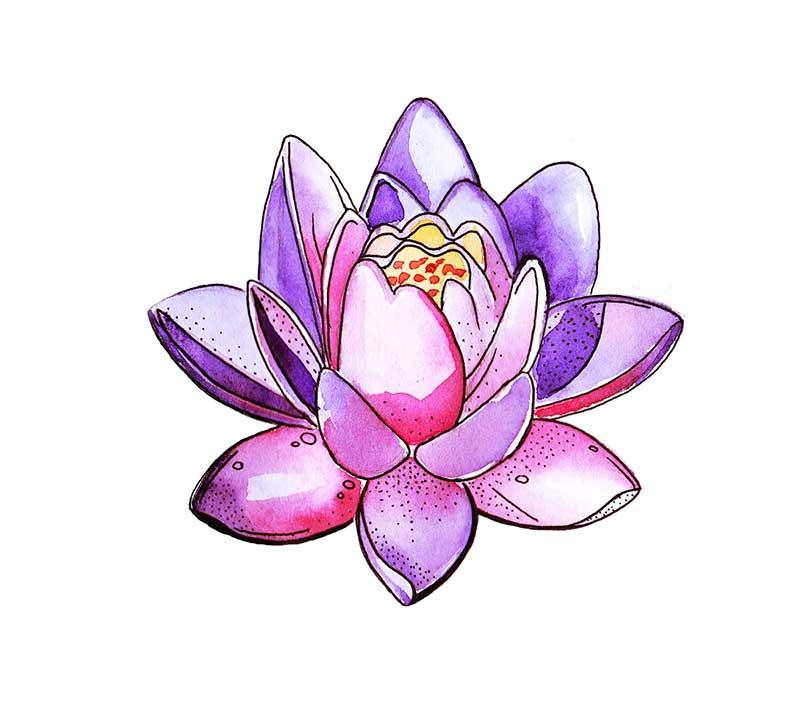 L'incontournable tatouage fleur de lotus